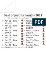 Best of Just for Laughs