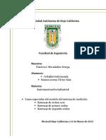 Características dinámicas de los sistemas de medida