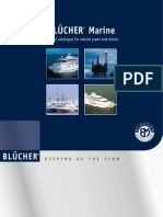 Blucher Marine Catalog