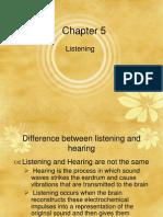 Chpt 5 Listening
