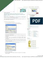 Cara Membuat Caption Dan Daftar Otomatis Untuk Gambar, Tabel Dan Persamaan Equation) Di Word 2007 _ Computer 1001