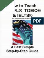 81261601 TOEFL Manual New