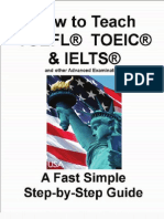 81261601 TOEFL Manual New