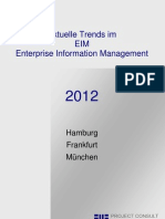 [DE] EIM Enterprise Information Management Update 2012 | Dokumentation