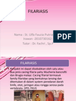 Filariasis Key