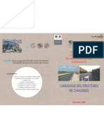 catalogue des structures de chaussée ile de France