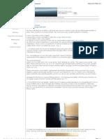 Psion Revo:Diamond Mako Dis Assembly & Battery Replacement