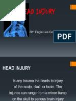 Head Injury_ Final Cocamas, Engie Lee