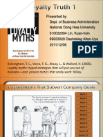 Loyalty Myths-truth 1 (PPT)