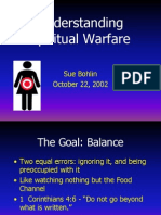 6 Understanding Spiritual Warfare