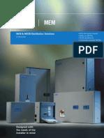 Mcb Mccb Distribution Solutions