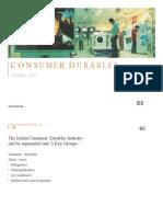 Consumer Durable 28feb 0808