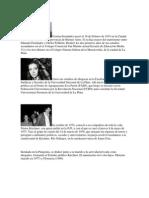 Cristina Fernández nació el 19 de Febrero de 1953 en la Ciudad de La Plata