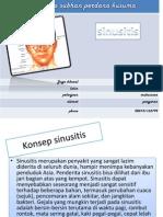 Pp Sinusitis