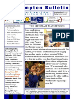 Issue 9 Newsletter