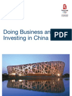 PwC Doing Business and Investing in China