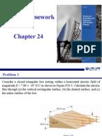 物理作業(Ch24)