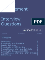 Project Management-Interview Questions