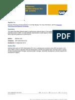 BPC 7.X for Net Weaver Performance Considerations for BADI UJ_CUSTOM_LOGIC
