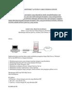 Pembangun Internet Gateway Linux Debian Server