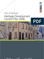 ApprovedHeritageDCP2006