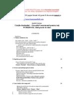 Oracolul LENORMAND Workbook