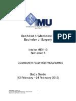 Comm Med Guideline