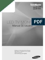 Manual Tv Led Samsung