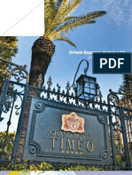 Annual Report Orient Express Hotels