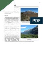 Concepto de Parque Nacional
