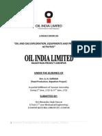 Himanshu Singh Oil Report