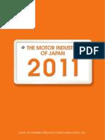 Motor Industry of Japan 2011