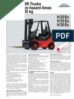 Linde Ex H20-30