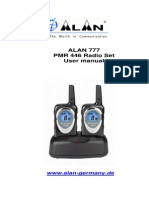 ALAN777 User Manual