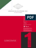 DRU Industriepark Gebiedsvisie - Deel 1 -
