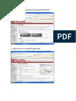 Abrimos El Filezilla Server Para Poder Conectarnos Con Los Clientes