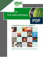 Catalogue Tumag (Cables)