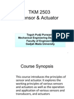 Sensor Introduction)