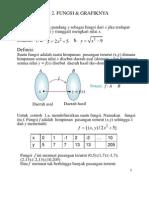 Fungsi Dan Grafik (1)