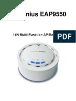 EAP9550 User Manual