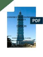 Taipei 101project