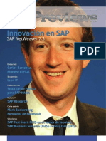 Sap Reviews Magazine Marzo 2012 - Micro Focus