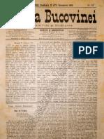 Gazeta Bucovinei # 82, Duminica 15 (27) Octombrie 1895