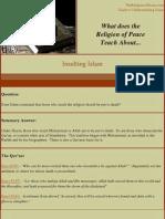 Freedom to Criticize Islam