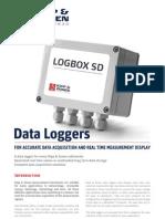 KippZonen Brochure Data Loggers V1103