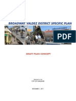 March 2012 Broadway Valdez Plan