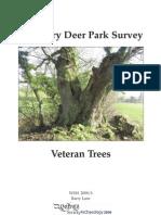 Westbury Deer Park Survey