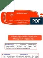 Kuliah 001 - Managerial Competencies