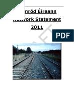 IE Network Statement 2011