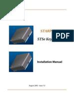 STARPLUS STSe Installation Manual